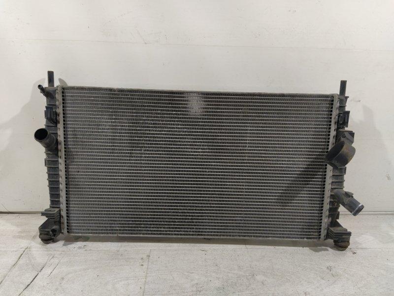Радиатор охлаждения (основной) Ford Focus 2 2008-2011 (б/у)