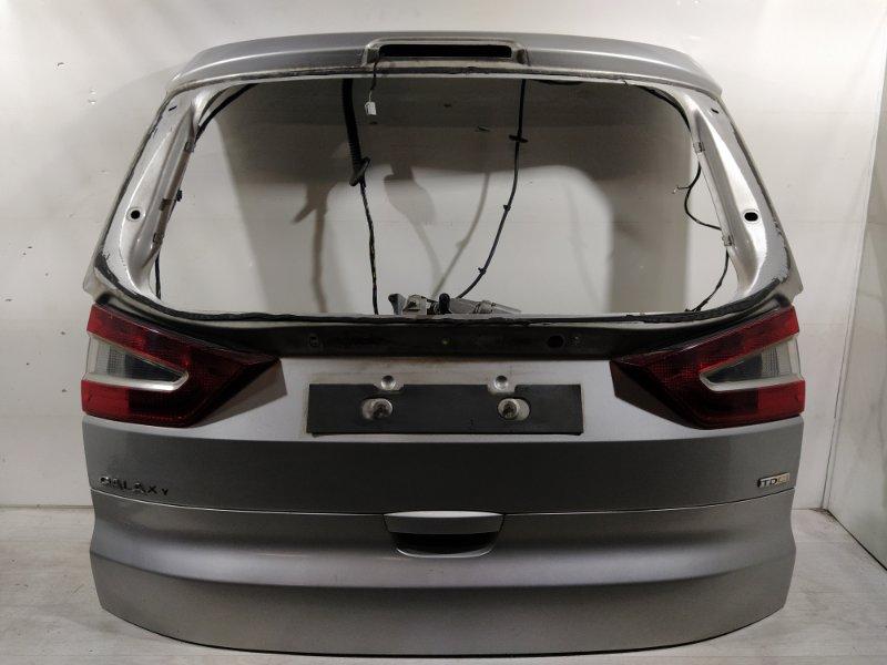 Крышка багажника Ford Galaxy (2006-2015) (б/у)