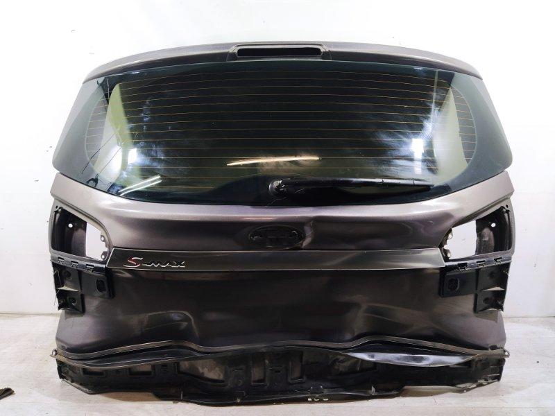 Крышка багажника Ford S-Max 2006- (б/у)
