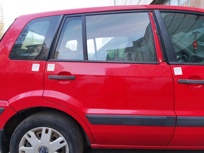 Дверь задняя правая Ford Fusion 2001-2012 ХЭТЧБЕК 1.4L DURATEC 16V EFI DOHC (75/80PS) 01.2006 (б/у)