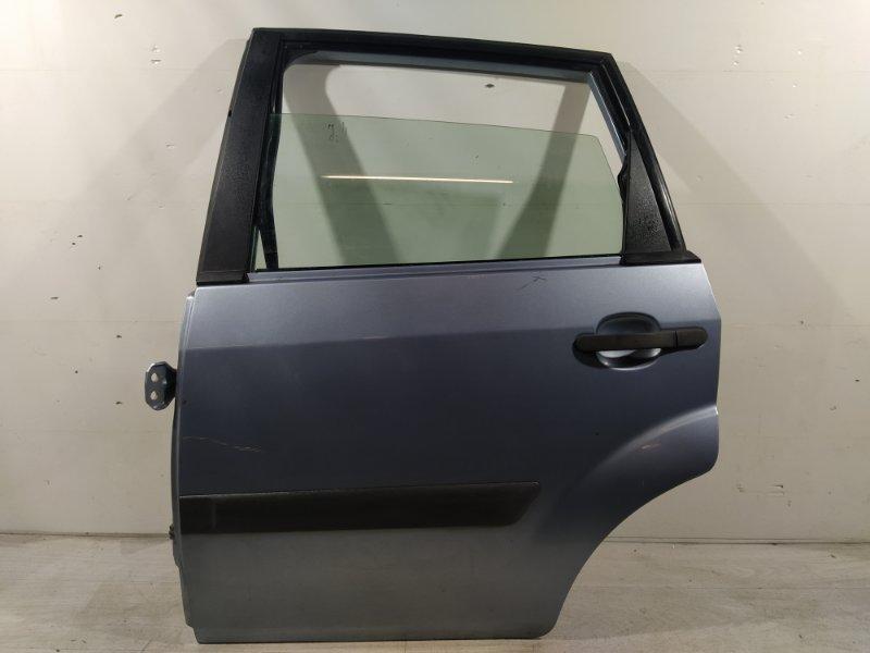 Дверь задняя левая Ford Fiesta (2001-2008) (б/у)