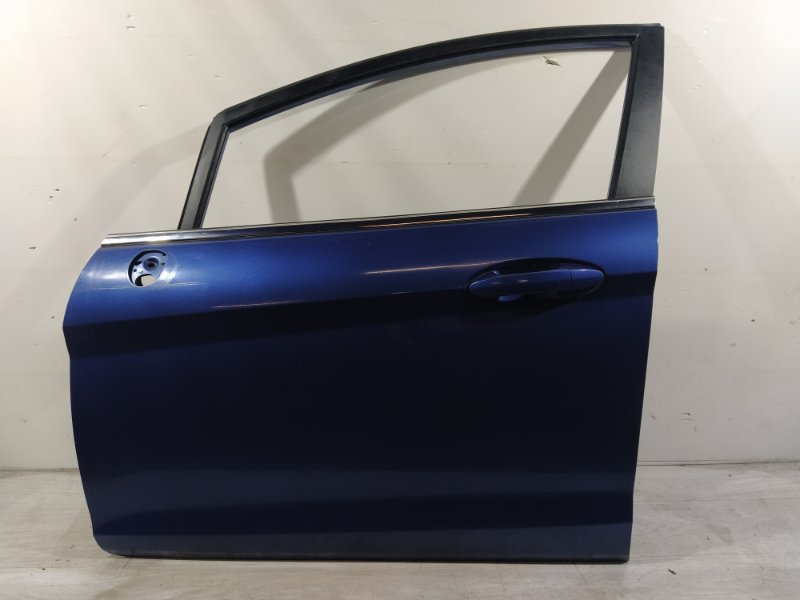 Дверь передняя левая Ford Fiesta (2008-2012) (б/у)