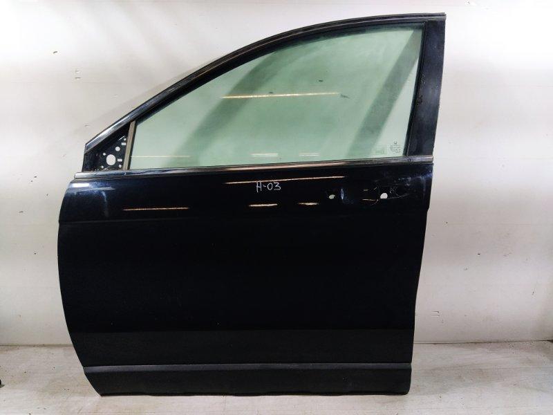 Дверь передняя левая Honda Cr-V Iii (Re) 2006 - 2012 (б/у)