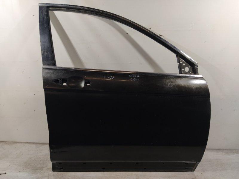 Дверь передняя правая Honda Cr-V Iii (Re) 2006 - 2012 (б/у)