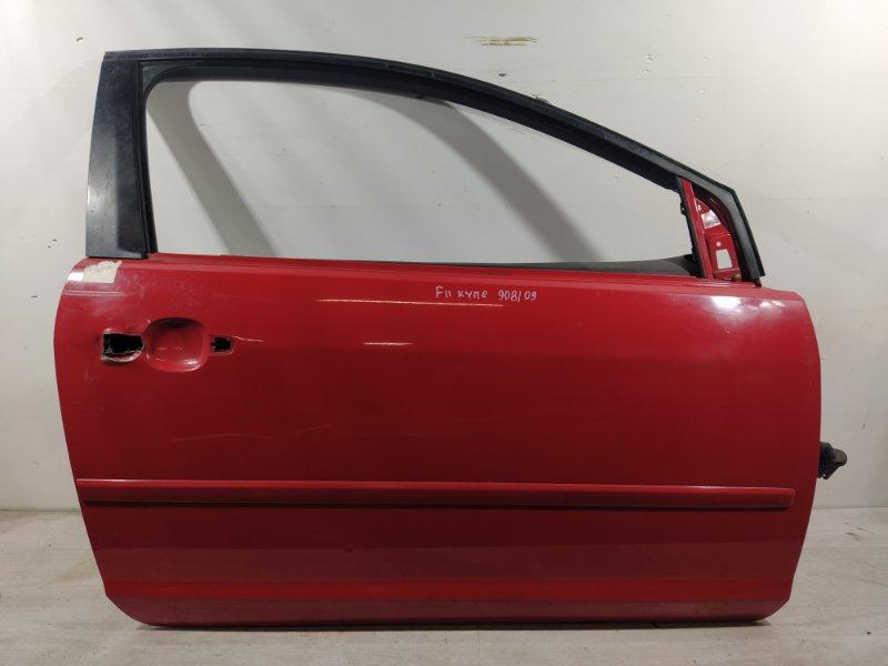 Дверь передняя правая Ford Focus 2 2004-2008 КУПЕ (б/у)
