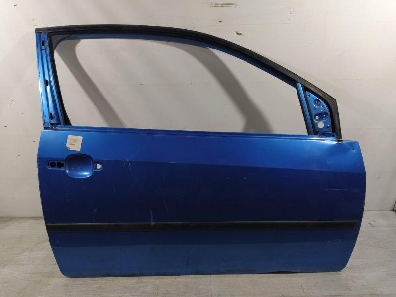 Дверь передняя правая Ford Fiesta (2001-2008) КУПЕ (б/у)