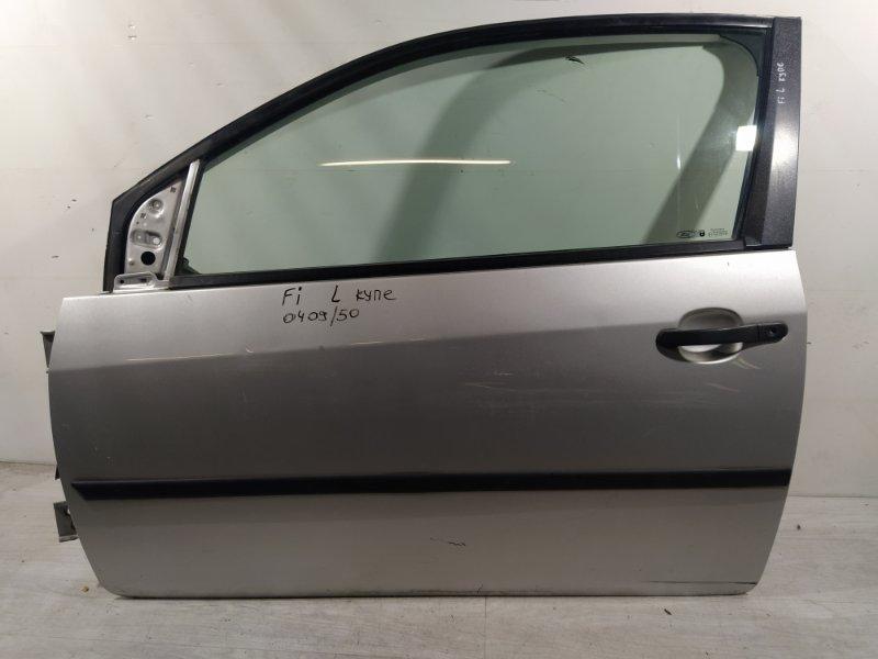 Дверь передняя левая Ford Fiesta (2001-2008) КУПЕ (б/у)