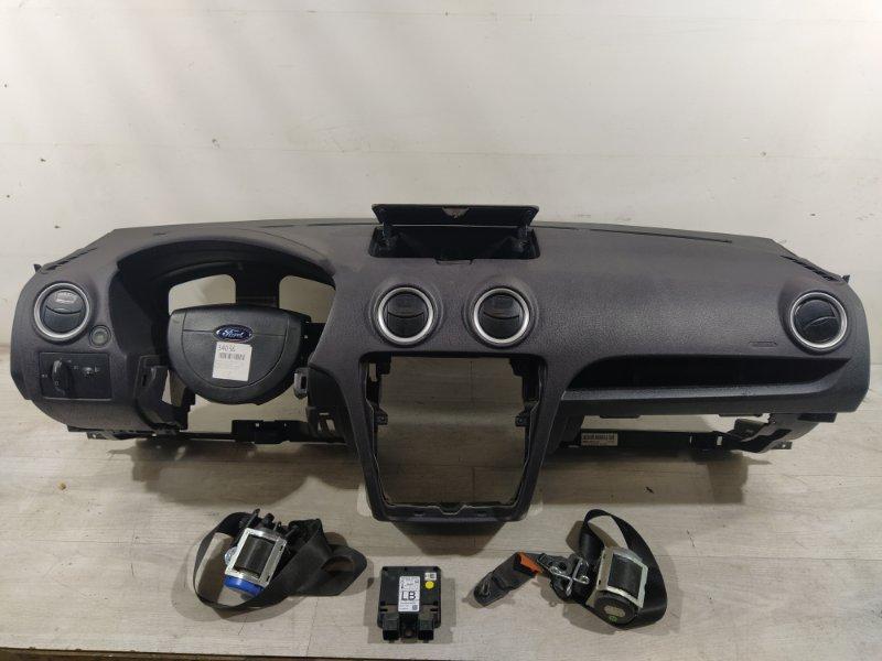 Безопасность в сборе Ford Fusion 2001-2012 ХЭТЧБЕК 1.4L DURATEC 16V EFI DOHC (75/80PS) 01.2006 (б/у)