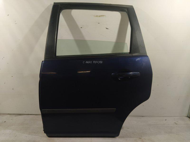 Дверь задняя левая Ford C-Max 2007-2010 (б/у)
