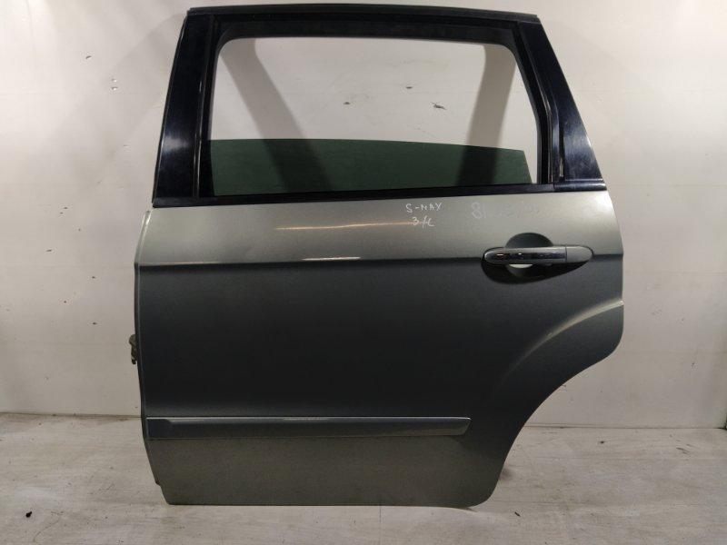 Дверь задняя левая Ford S-Max 2006- (б/у)