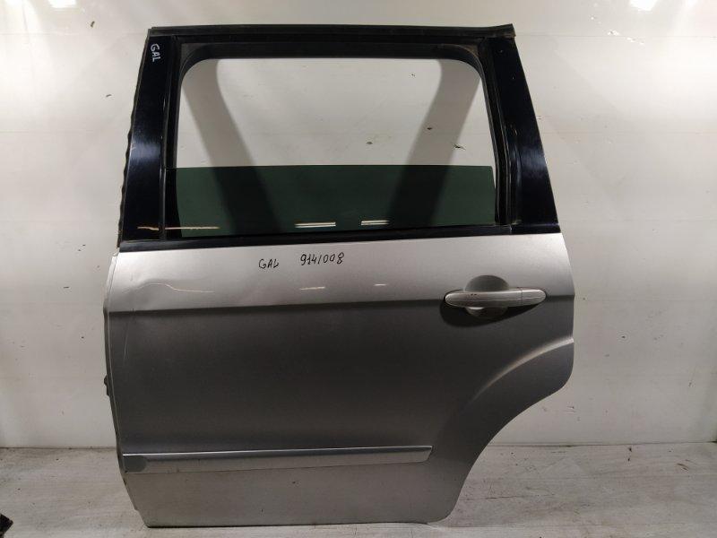 Дверь задняя левая Ford Galaxy 2006-2015 (б/у)