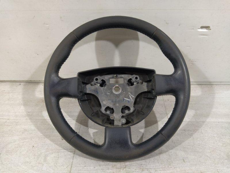 Рулевое колесо для air bag (без air bag) Ford Fusion 2001-2012 ХЭТЧБЕК 1.4L DURATEC 16V EFI DOHC (75/80PS) 01.2006 (б/у)