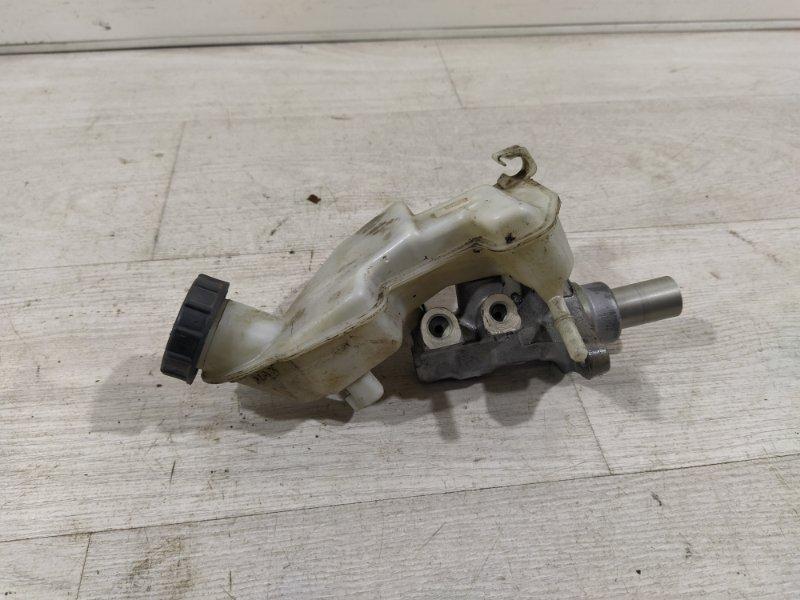 Главный тормозной цилиндр с бачком (без вакумника) Ford Fusion 2001-2012 ХЭТЧБЕК 1.4L DURATEC  (б/у)