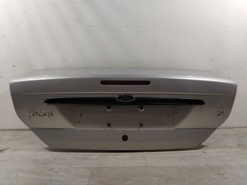 Крышка багажника Ford Focus 1 Usa (1998-2005) СЕДАН 2003 (б/у)