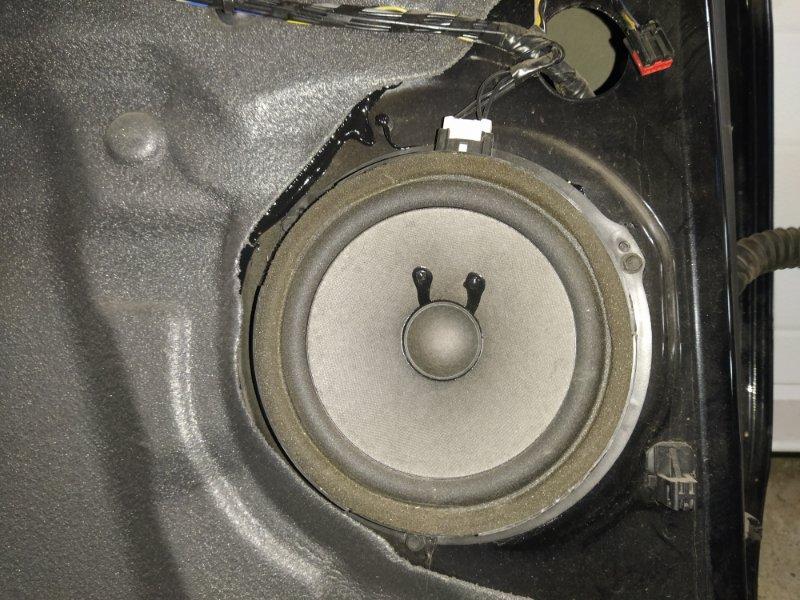Динамик Ford S-Max 2006- задний (б/у)