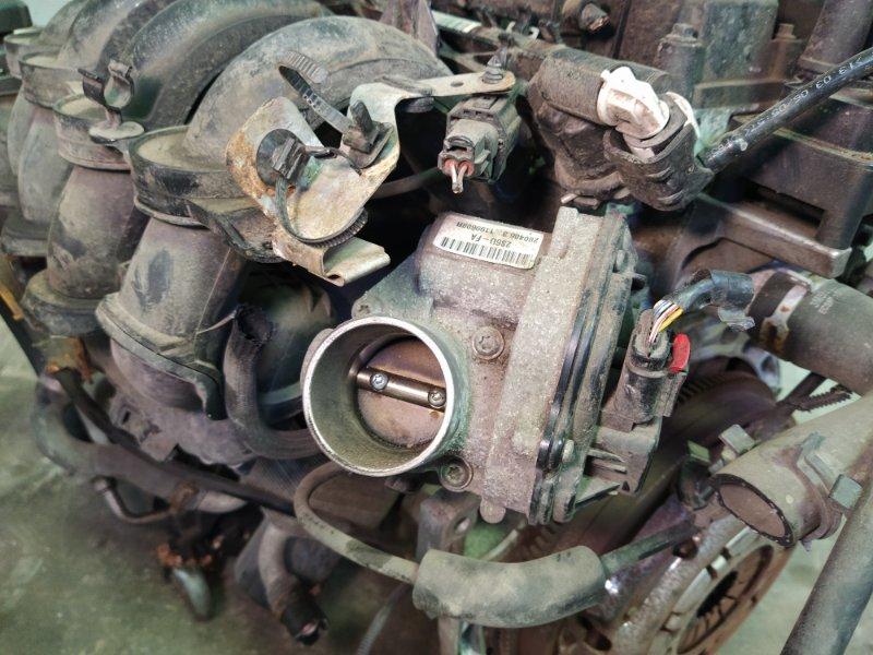 Дроссельная заслонка Ford Focus 2 2004-2008 (б/у)