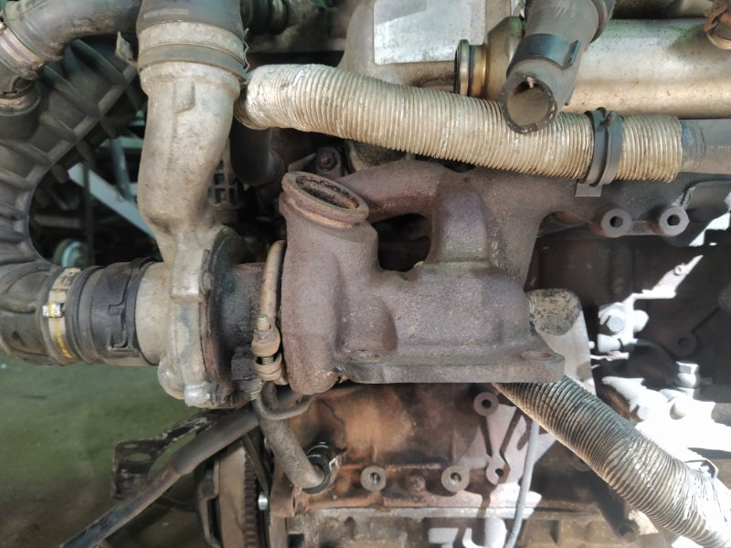 Турбокомпрессор (турбина) Ford Transit/tourneo Connect (2002-2012) (б/у)