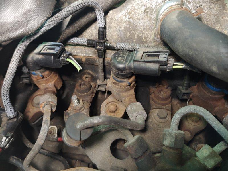 Форсунка дизельная электрическая Ford Transit/tourneo Connect (2002-2012) (б/у)