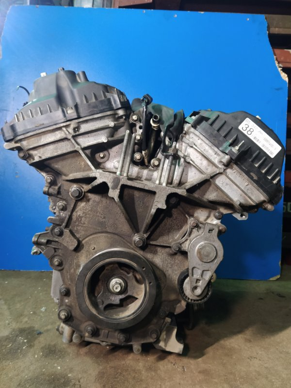 Двигатель (двс) Ford Explorer (2011-) (б/у)