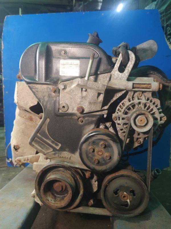 Двигатель (двс) Ford Fusion 2001-2012 ХЭТЧБЕК 1.4L DURATEC 16V EFI DOHC (75/80PS) 01.2006 (б/у)