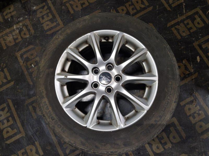 Диск литой r16 Ford Mondeo 5 (2014->) (б/у)