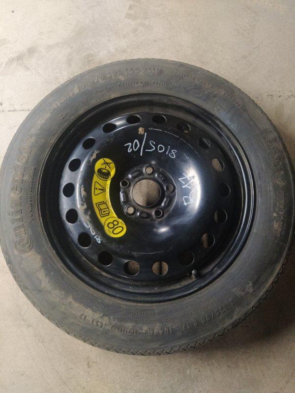Колесо запасное (докатка) Ford Kuga 1 (2008-2012) (б/у)