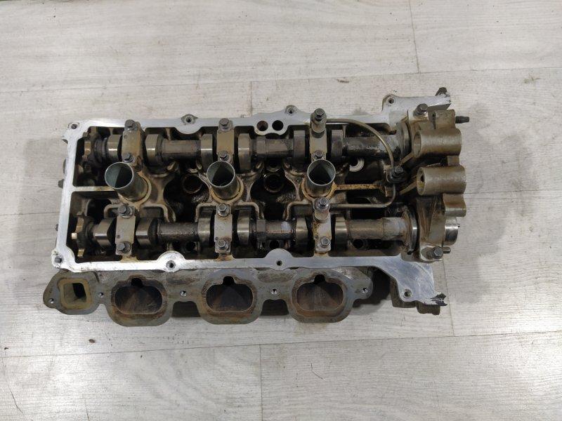 Головка блока цилиндров (гбц) Ford Explorer (2011-) левая (б/у)