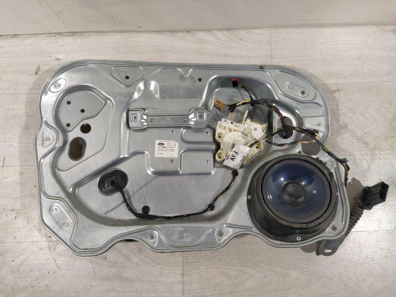 Стеклоподъемник Ford Focus 2 2004-2008 передний левый (б/у)