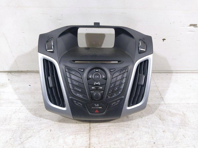 Блок кнопок Ford Focus 3 (2011>) ХЭТЧБЕК 1.6L DURATEC TI-VCT (105PS) - SIGMA 03.2011 (б/у)