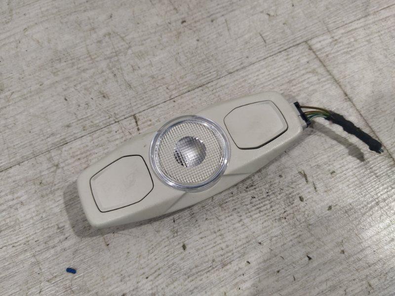 Плафон салонный Ford Focus 3 (2011>) ХЭТЧБЕК 1.6L DURATEC TI-VCT (105PS) - SIGMA 03.2011 задний (б/у)
