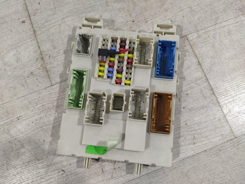 Блок предохранителей салонный Ford Focus 3 (2011>) ХЭТЧБЕК 1.6L DURATEC TI-VCT (105PS) - SIGMA 03.2011 (б/у)