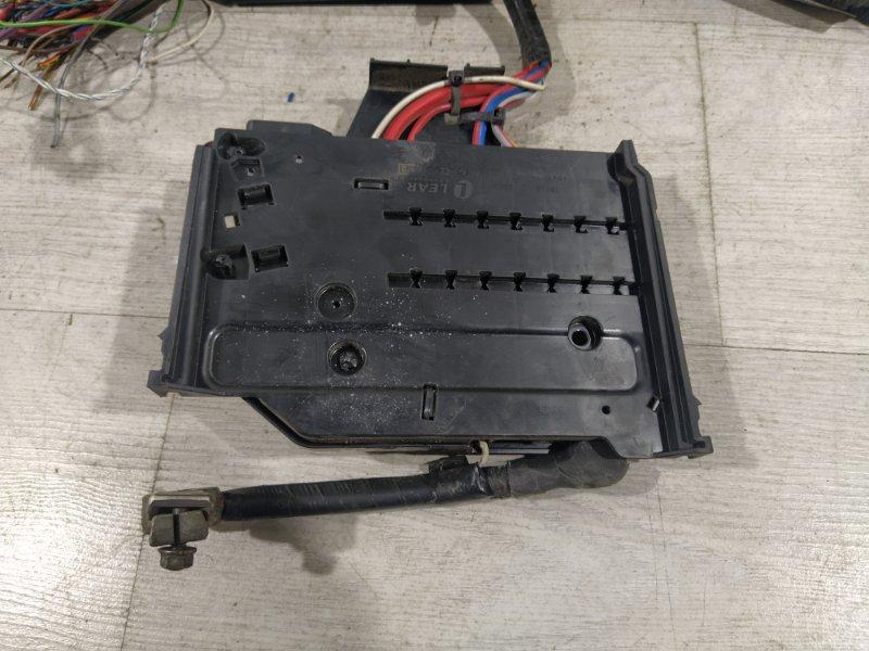 Блок предохранителей Ford Focus 3 (2011>) ХЭТЧБЕК 1.6L DURATEC TI-VCT (105PS) - SIGMA 03.2011 (б/у)