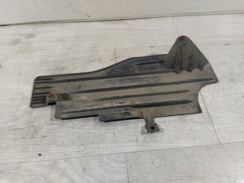 Защита антигравийная Ford Focus 3 (2011>) ХЭТЧБЕК 1.6L DURATEC TI-VCT (105PS) - SIGMA 03.2011 задняя левая (б/у)