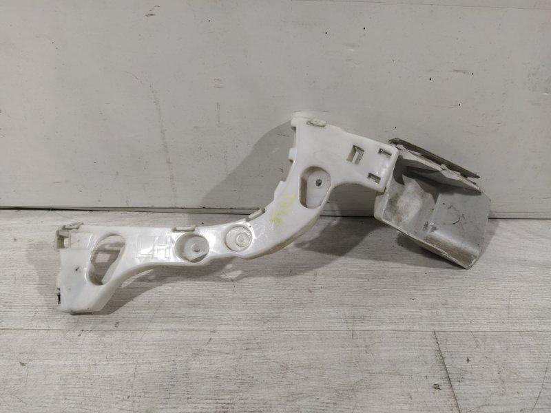 Кронштейн заднего бампера Ford Focus 3 (2011>) ХЭТЧБЕК 1.6L DURATEC TI-VCT (105PS) - SIGMA 03.2011 левый (б/у)