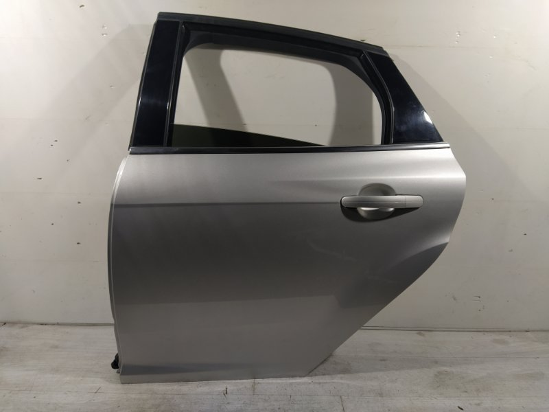 Дверь задняя левая Ford Focus 3 (2011>) ХЭТЧБЕК 1.6L DURATEC TI-VCT (105PS) - SIGMA 03.2011 (б/у)