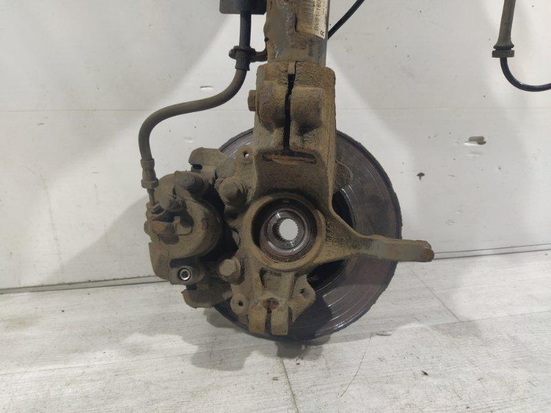 Кулак поворотный передний правый Ford Focus 3 (2011>) ХЭТЧБЕК 1.6L DURATEC TI-VCT (105PS) - SIGMA 03.2011 (б/у)