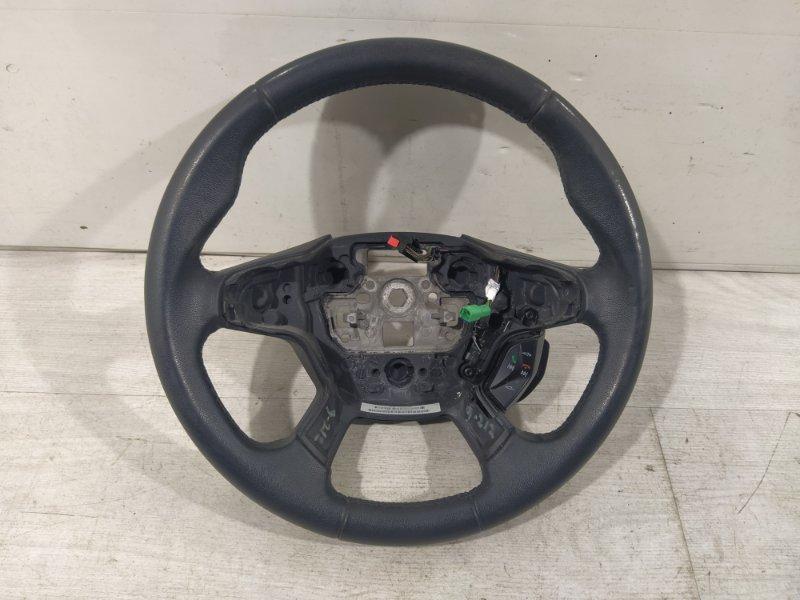 Рулевое колесо для air bag (без air bag) Ford Focus 3 (2011>) ХЭТЧБЕК 1.6L DURATEC TI-VCT (105PS) - SIGMA 03.2011 (б/у)