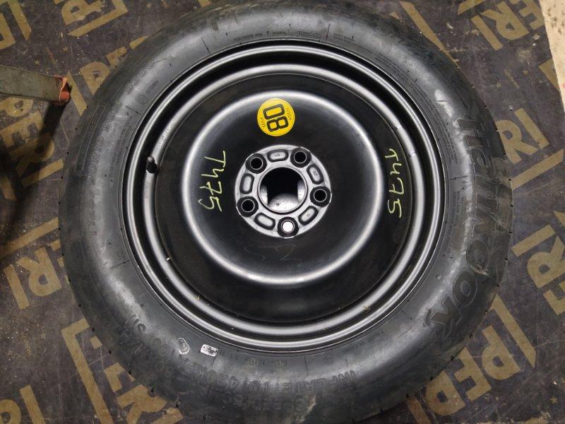 Колесо запасное (докатка) Ford Focus 3 (2011>) ХЭТЧБЕК 1.6L DURATEC TI-VCT (105PS) - SIGMA 03.2011 (б/у)