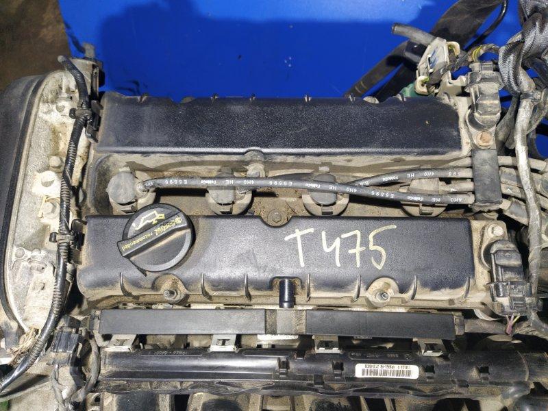 Клапанная крышка Ford Focus 3 (2011>) ХЭТЧБЕК 1.6L DURATEC TI-VCT (105PS) - SIGMA 03.2011 (б/у)