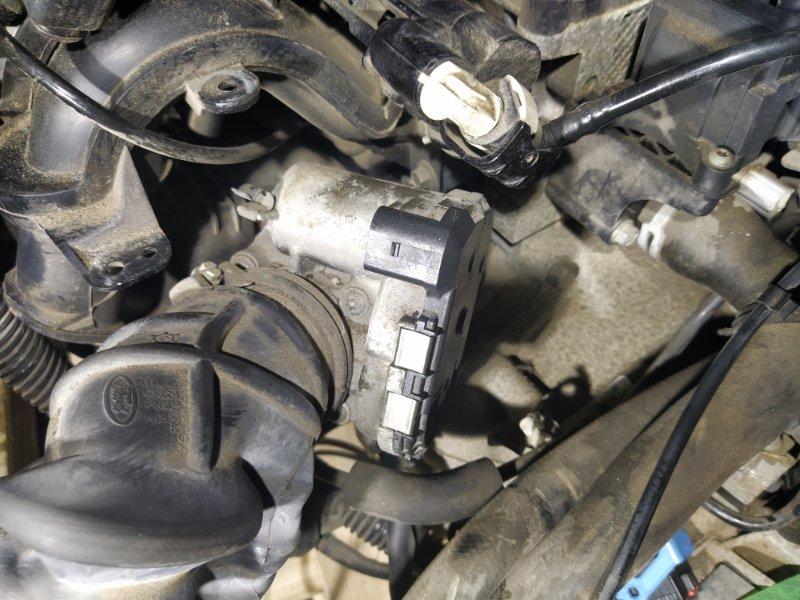 Дроссельная заслонка Ford Focus 3 (2011>) ХЭТЧБЕК 1.6L DURATEC TI-VCT (105PS) - SIGMA 03.2011 (б/у)
