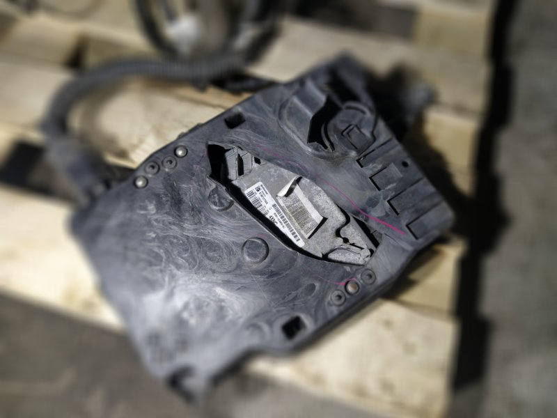 Блок управления двигателем Ford Focus 3 (2011>) ХЭТЧБЕК 1.6L DURATEC TI-VCT (105PS) - SIGMA 03.2011 (б/у)