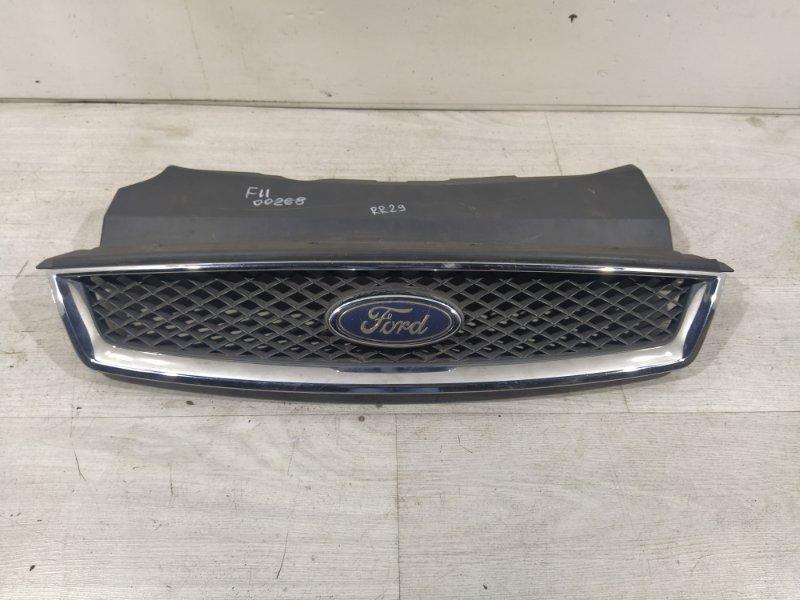 Решетка радиатора Ford Focus 2 2004-2008 (б/у)