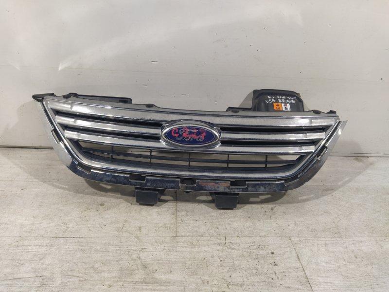 Решетка радиатора Ford Fiesta Usa (2008-2012) (б/у)