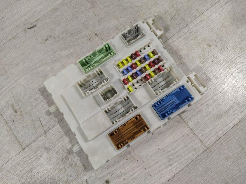 Блок предохранителей салонный Ford Focus 3 (2011>) ХЭТЧБЕК 1.6L DURATEC TI-VCT (123PS) - SIGMA 2012 (б/у)