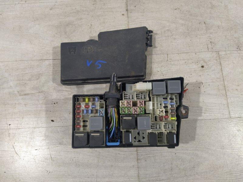 Блок предохранителей моторный Ford Focus 3 (2011>) ХЭТЧБЕК 1.6L DURATEC TI-VCT (123PS) - SIGMA 2012 (б/у)