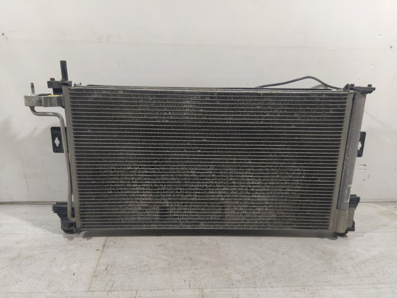 Кассета радиаторов Ford Focus 3 (2011>) ХЭТЧБЕК 1.6L DURATEC TI-VCT (123PS) - SIGMA 2012 (б/у)