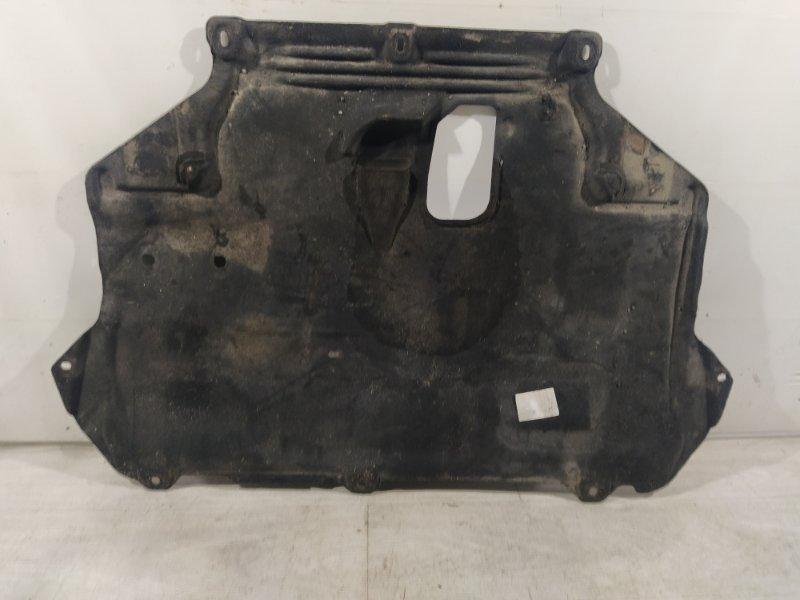 Пыльник двигателя Ford Focus 3 (2011>) ХЭТЧБЕК 1.6L DURATEC TI-VCT (123PS) - SIGMA 2012 передний (б/у)