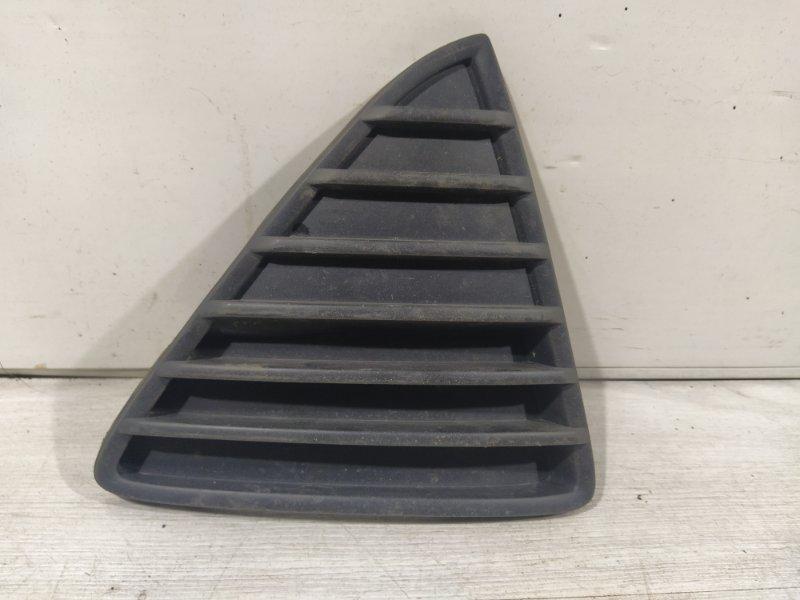 Решетка в бампер правая Ford Focus 3 (2011>) ХЭТЧБЕК 1.6L DURATEC TI-VCT (123PS) - SIGMA 2012 (б/у)