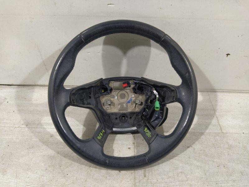 Рулевое колесо для air bag (без air bag) Ford Focus 3 (2011>) ХЭТЧБЕК 1.6L DURATEC TI-VCT (123PS) - SIGMA 2012 (б/у)