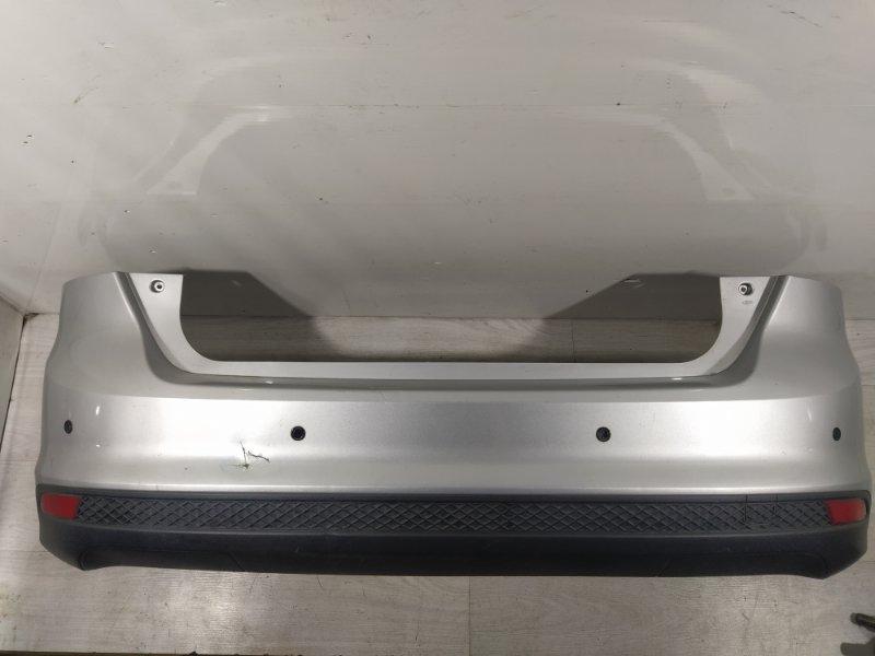 Бампер задний Ford Focus 3 (2011>) ХЭТЧБЕК 1.6L DURATEC TI-VCT (123PS) - SIGMA 2012 (б/у)